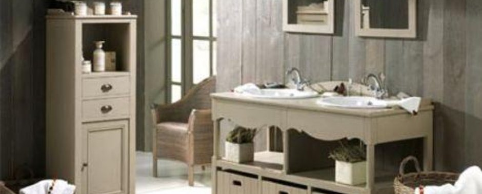 Bagno country - Mobili country bagno ...